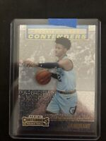 2019-20 Panini Contenders Rookie of the Year #2 Ja Morant Memphis Grizzlies