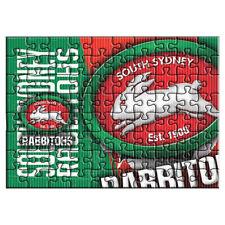 NRL South Sydney Rabbitohs 48 Piece Lenticular Jigsaw Puzzle