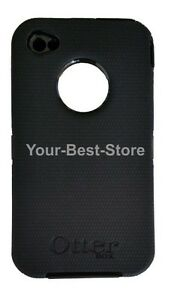 Otterbox Defender Series Case for iPhone 4 / 4S - Black