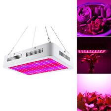 300W LED Pflanzenleuchte Wachstum Lampe Grow Licht Wuchs Gewächshaus 100LEDs