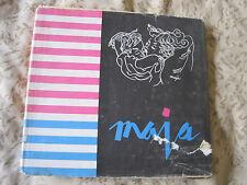 Polish art book Rysunki i akwarele by Maja Berezowska 1958 hardcover w/jacket
