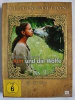Kim und die Wölfe - 2 DVD Platin Edition - Tierfilm, Kinderfilm, Natur, Norwegen