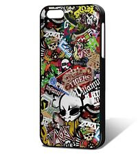 STICKERBOMB GRAFFITI PHONE CASE FOR IPHONES, Sticker bomb - V1