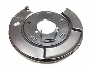 AC Delco Brake Backing Plate Rear Driver Left Side New LH Hand Coupe 15853380