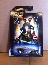 HOT WHEELS DIECAST Star Wars - The Clone Wars -Brutalistic 7/8 Combined Postage