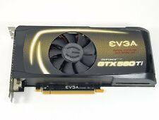 EVGA GeForce GTX 560 Ti Graphics Video Card PCIe 1GB DVI HDMI 3D 01G-P3-1561-KR