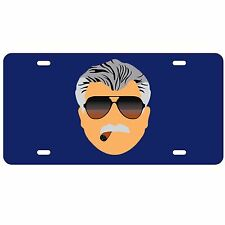 Mike Ditka  Chicago Bears Coach License Plate Aluminum baked on Glossy finish