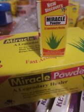 Miracle Powder, skin treatment