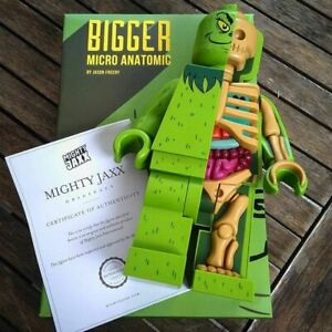 Bigger Micro Anatomy Killjoy by Jason Freeny Mighty Jaxx, LEGO
