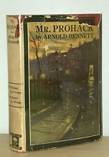 Arnold Bennett - Mr Prohack - 1st 1st Original DJ 1922 - SCARCE - Basis Film