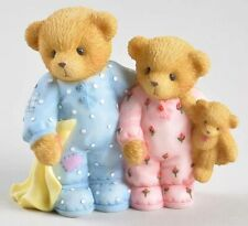 CHERISHED TEDDIES 2001 ST. JUDE / USA EXCLUSIVE, 978930, DORA, ROLAND, NIB