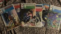 Shadowman  Comic Issues # 1-6  from Acclaim / Valiant comics