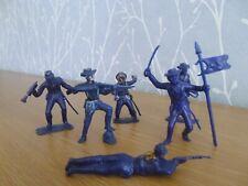 plastic toy soldiers 60 mm Cherilea Us Cavalry