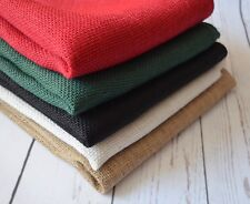 "Hessian soft Jute Burlap Fabric Craft, Sacks, Upholstery, Wedding 36"" wide"