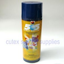 Odif 505 Spray & Fix Temporary Fabric Adhesive 12.4 Fl. Oz. Large Can