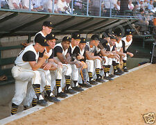 1959 PITTSBURGH PIRATES TEAM 8X10 PHOTO LINEUP