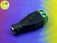 ADAPTER Klemmleiste <-> DC 2.1mm Buchse Plug ARDUINO  Terminal block #A1588