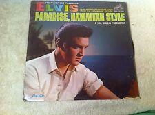 ELVIS PRESLEY - Paradise Hawaiian Style - VINYL LP - RCA  ALBUM