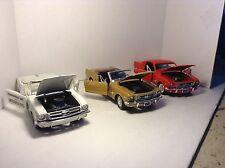 Precicion100 1964 1/2 Ford Mustand Combertible 1:18 Scale Die