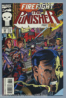 Punisher #83 1993 Firefight Dan Abnett Andy Lanning Hugh Haynes Marvel Comics