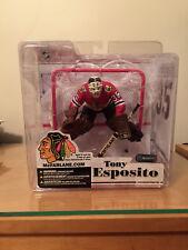 McFarlane NHL Legends Series 3 Chicago Blackhawks Tony Esposito (Hard to Find)