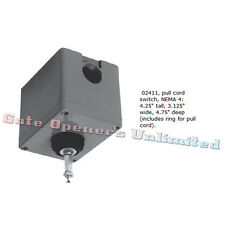 Liftmaster 02411 Outdoor Single Pull Switch Control Outdoor Overhead Entry