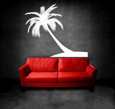 Wall Vinyl Sticker Decal Mural Room Design Art Palm Tree Tropical Forest bo2292