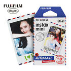 1 Pack 10 Photos Airmail FujiFilm Fuji Instax Mini Film Polaroid 7S 8 25 SP-1