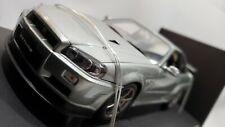 AUTOart 1/18 NISSAN SKYLINE GT-R R34 V SPEC II JDM RH DRIVE SILVER RARE MINT BNR