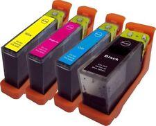 Cartuchos de tinta compatibles de inyección de tinta para impresora Lexmark