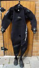 Neuwertiger Trockentauchanzug Waterproof D70 SC - Gr. XL  2 Jahre alt - nur 16TG