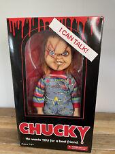 "Bride of Chucky 15"" Talking Doll 78003 Child's Play Mezco Toyz 2015"