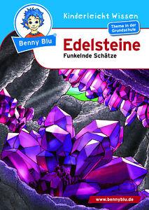 Edelsteine Hansch, Susanne Hardcover Benny Blu Kindersachbuch