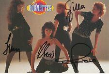 The Hornettes   Musik  Autogrammkarte original signiert 364624
