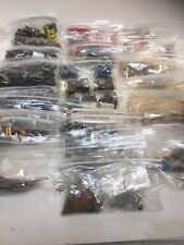 Lot Of Vintage Electronics Resistors Capacitors Switches Controls, Etc 6 Lb.