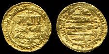 [DO] AGLABIDS (Tunisia e Sicilia) - Ibrahim II DINAR 288 AH (Oro / Gold /Or)