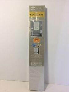 """Achim Cordless GII Morningstar 1"""" Light Filtering Mini Blind W 18"""" x L 42"""" White"""