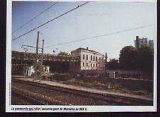 1992  - PASSERELLE DE LA GARE DE MASSENA  R884