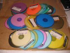 25 Colores almeja c-shell casos ex Alquiler De Amazon Todos Con Cd Protector