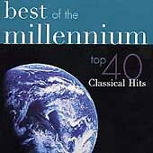 Best of the Millennium: Top 40 Classical Hits (2 Discs, PolyGram) Domingo Studer