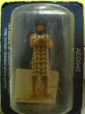 AEG042 - FIGURA EGIPCIA  DE PLOMO  - DEL PRADO