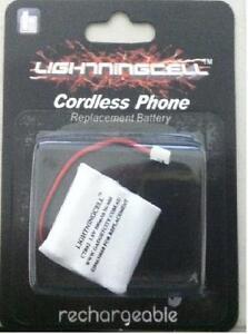 BINATONE CORDLESS PHONE REPLACEMENT BATTERY E3300 CTB82 GP30AAAM3BMX