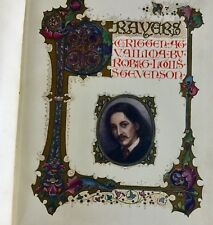 Prayers Written at Vailima by Robert Louis Stevenson Illuminated, 2nd imp. 1910