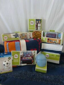 13 pc Circo Score! Collection Sports Complete Full Quilt Set NIP