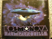 Kosmonova / Raumpatrouille – Maxi CD