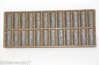 Antique / Vintage Anton Reiche, Dresden, Germany #10450 Chocolate Mold Mould
