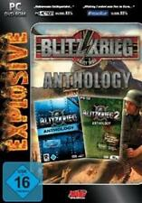 Blitzkrieg Anthology 1 + 2 caso of the Reich Burning Horizon Rolling Thunder nuevo