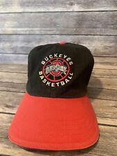 Vintage Ohio State OSU Basketball Strapback Hat Cap Embroidered By Puma