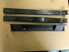 73-87 Chevy GMC Truck Plow Mount Light Support Bars Brackets Upright Frame Lift