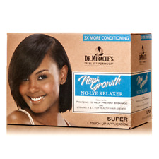 DR. MIRACLE'S 'FEEL IT' FORMULA NEW GROWTH NO-LYE RELAXER SUPER